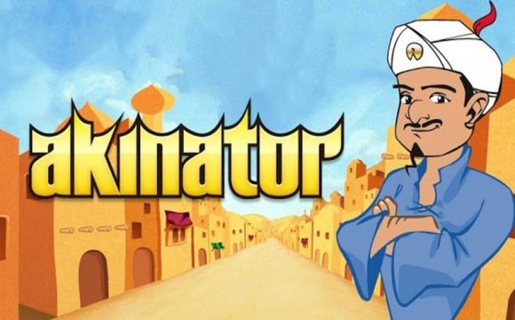 Akinator Game Is Real
