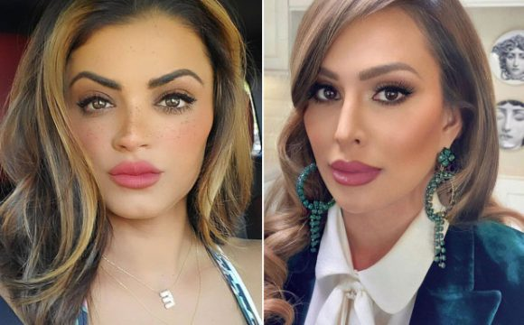 Golnesa Gharachedaghi replies to Kelly Dodd's 'I don't know that woman' diss